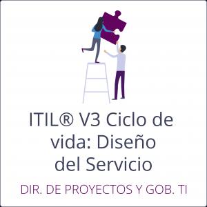 ITIL Diseño del servicio