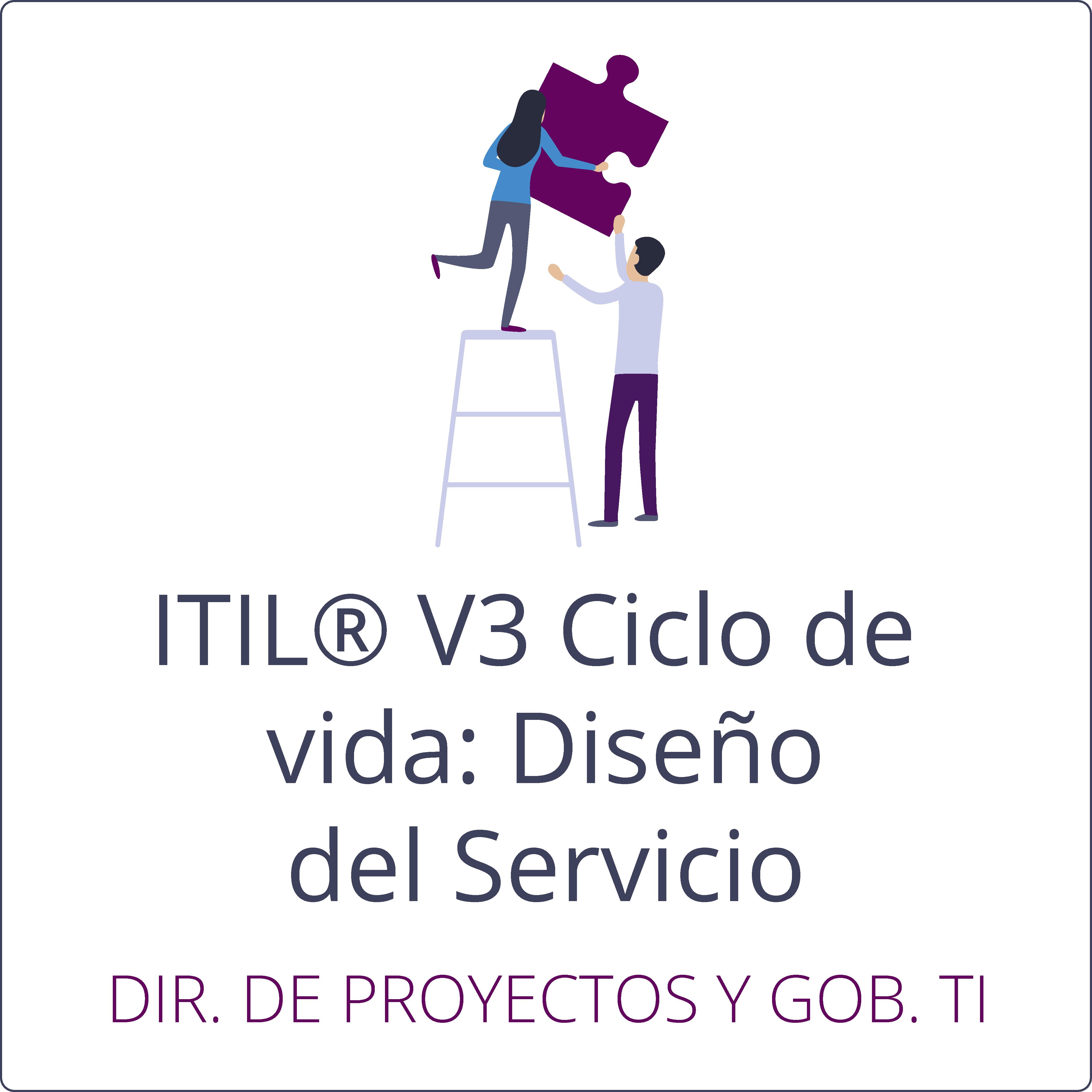 ITIL® V3, Ciclo de vida: Diseño del Servicio