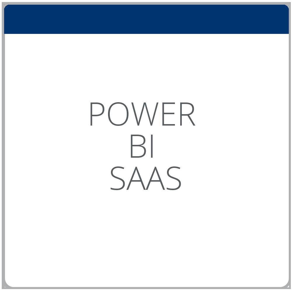 Power BI Saas