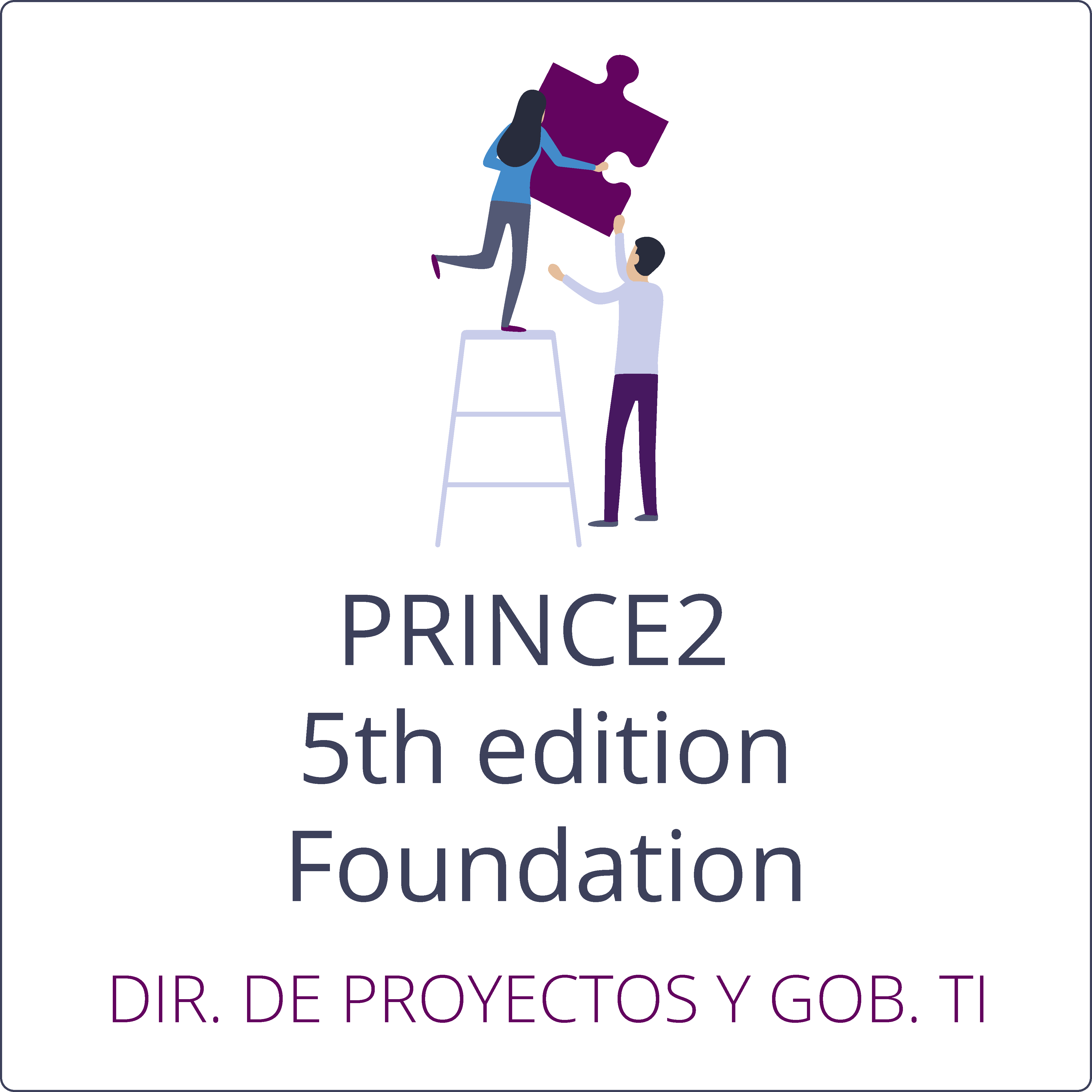 PRINCE2 5th edition Foundation
