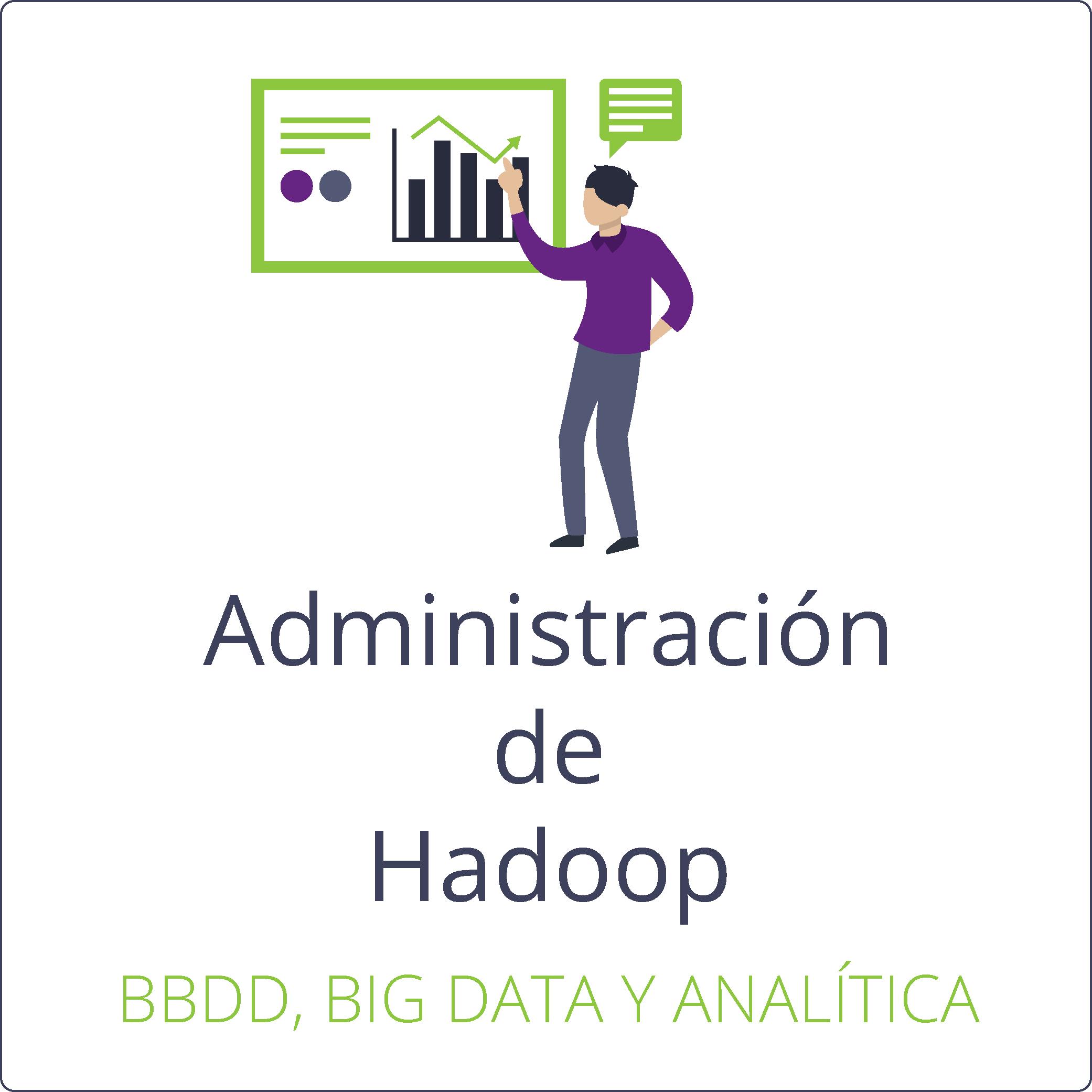 Administración de Hadoop