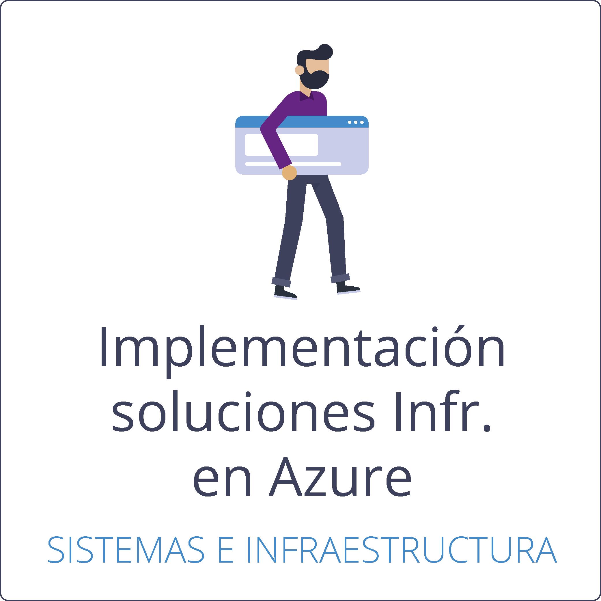 Implementación de soluciones de infraestructura en Microsoft Azure