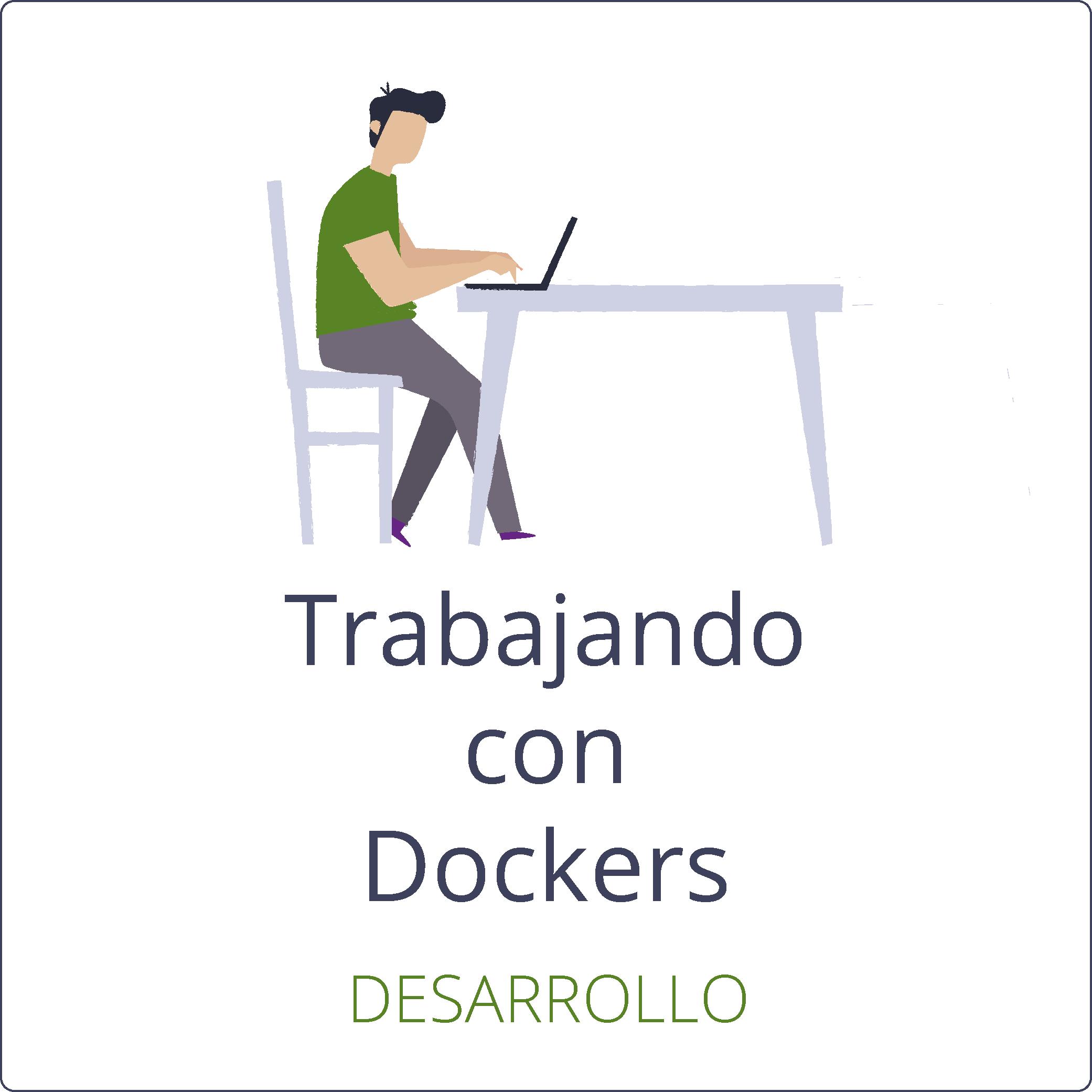 Trabajando con Dockers