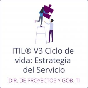 ITIL Estrategia del servicio