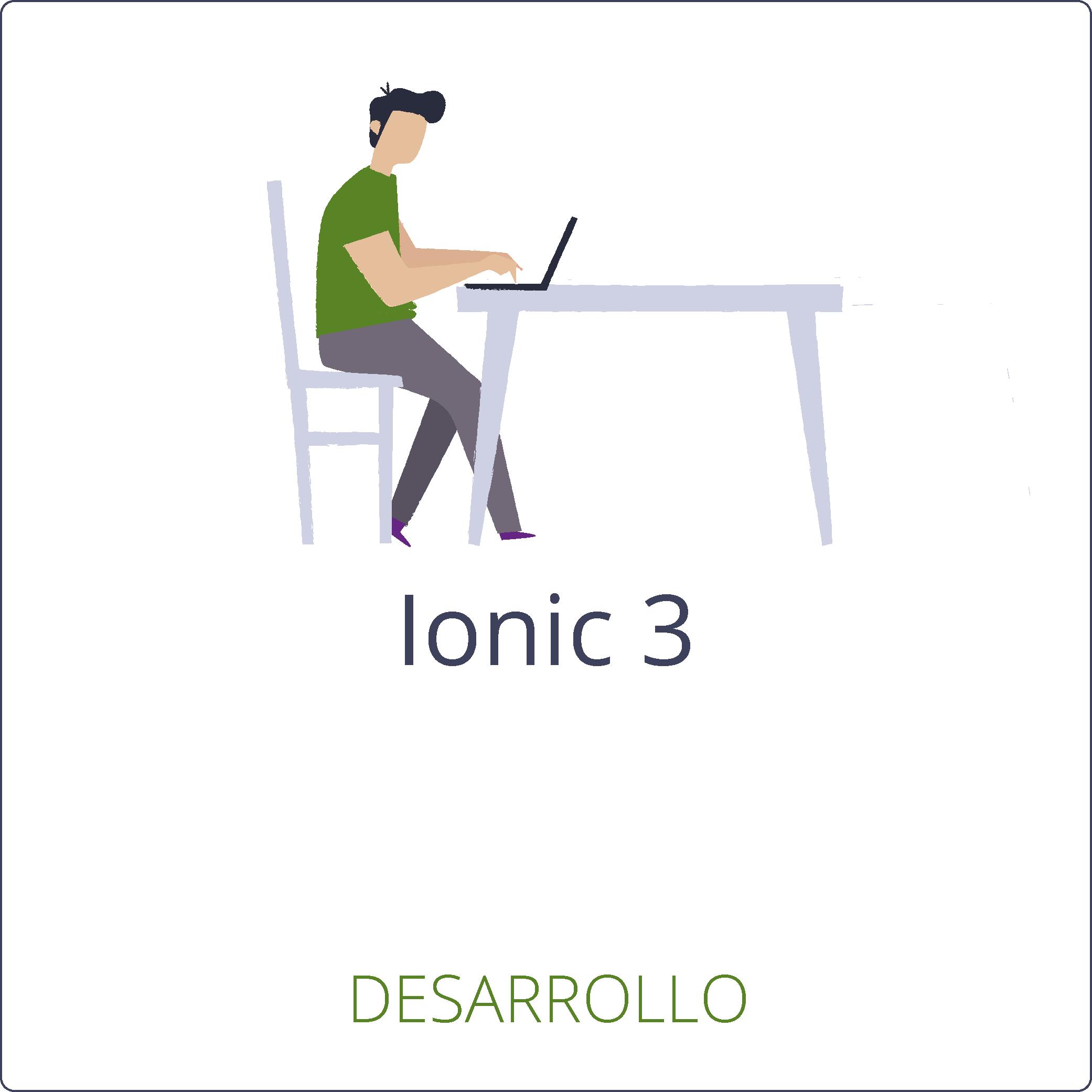 Programación con IONIC: Creación de apps con HTML5