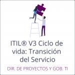ITIL Transición del servicio