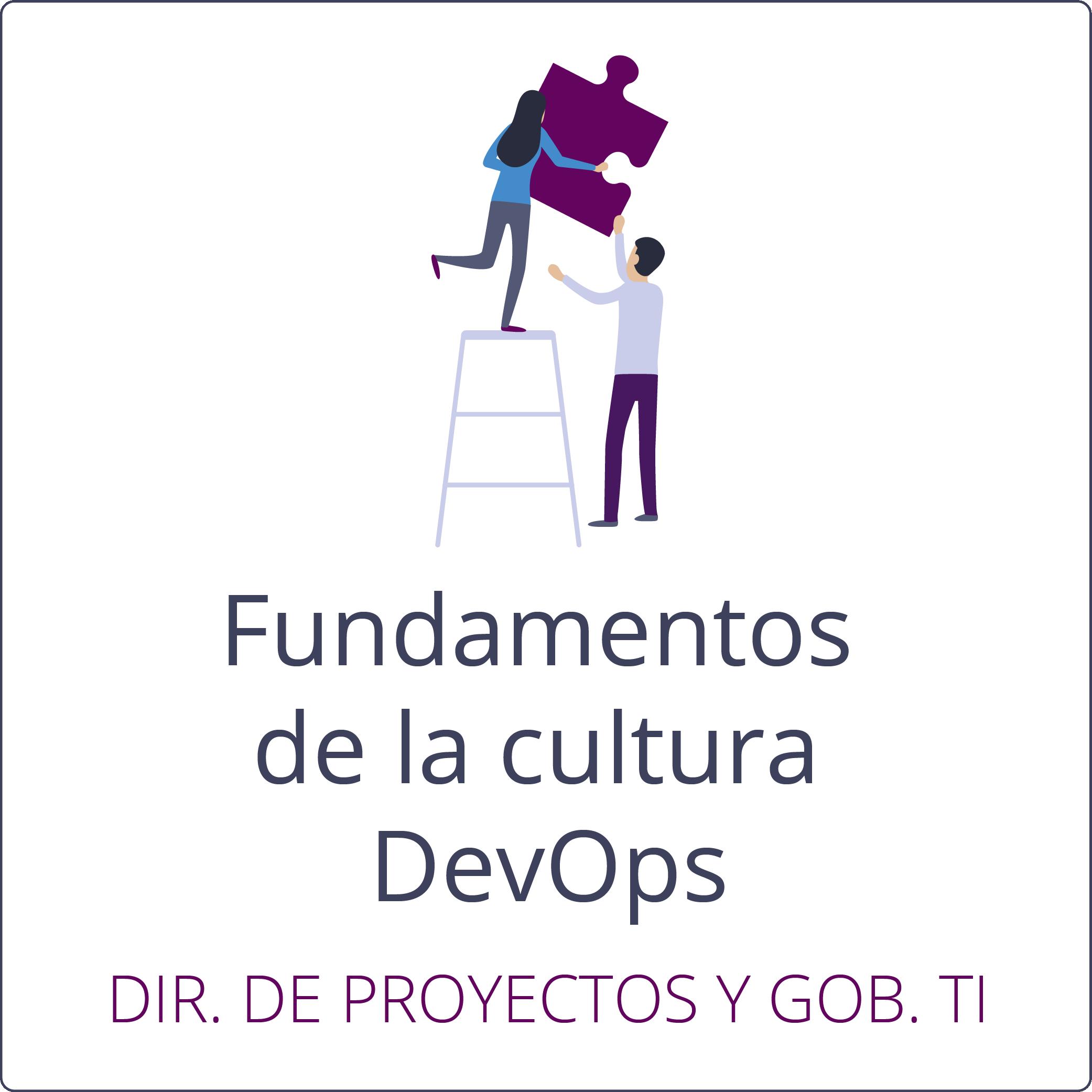 Fundamentos de la cultura DevOps