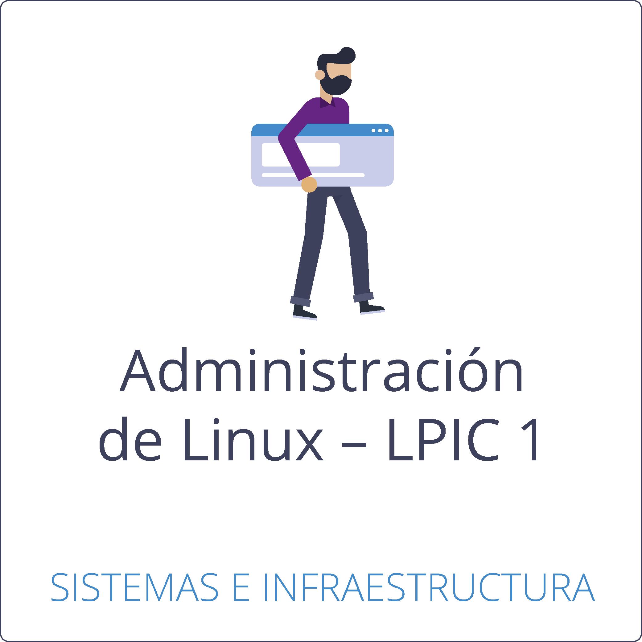 Administración de Linux – LPIC 1