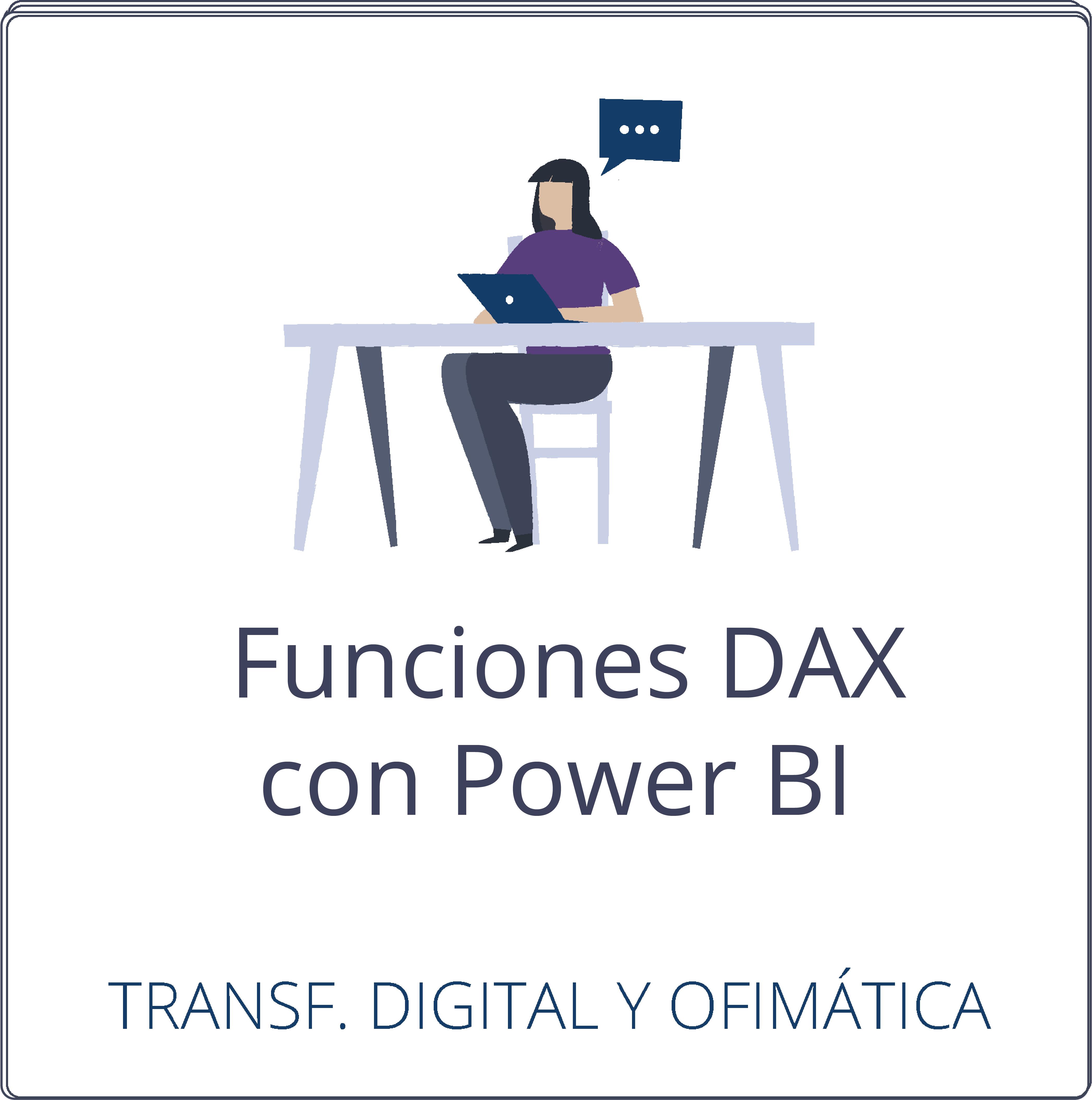 Funciones DAX con Power BI