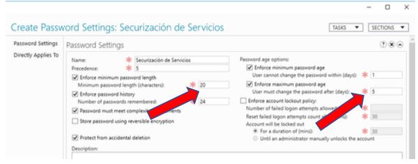Seguridad Active Directory