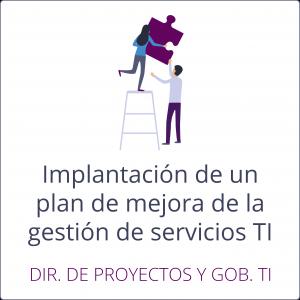 Plan de mejora TI