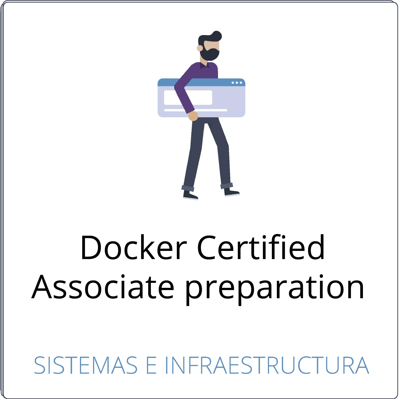 Docker Certified Associate preparation
