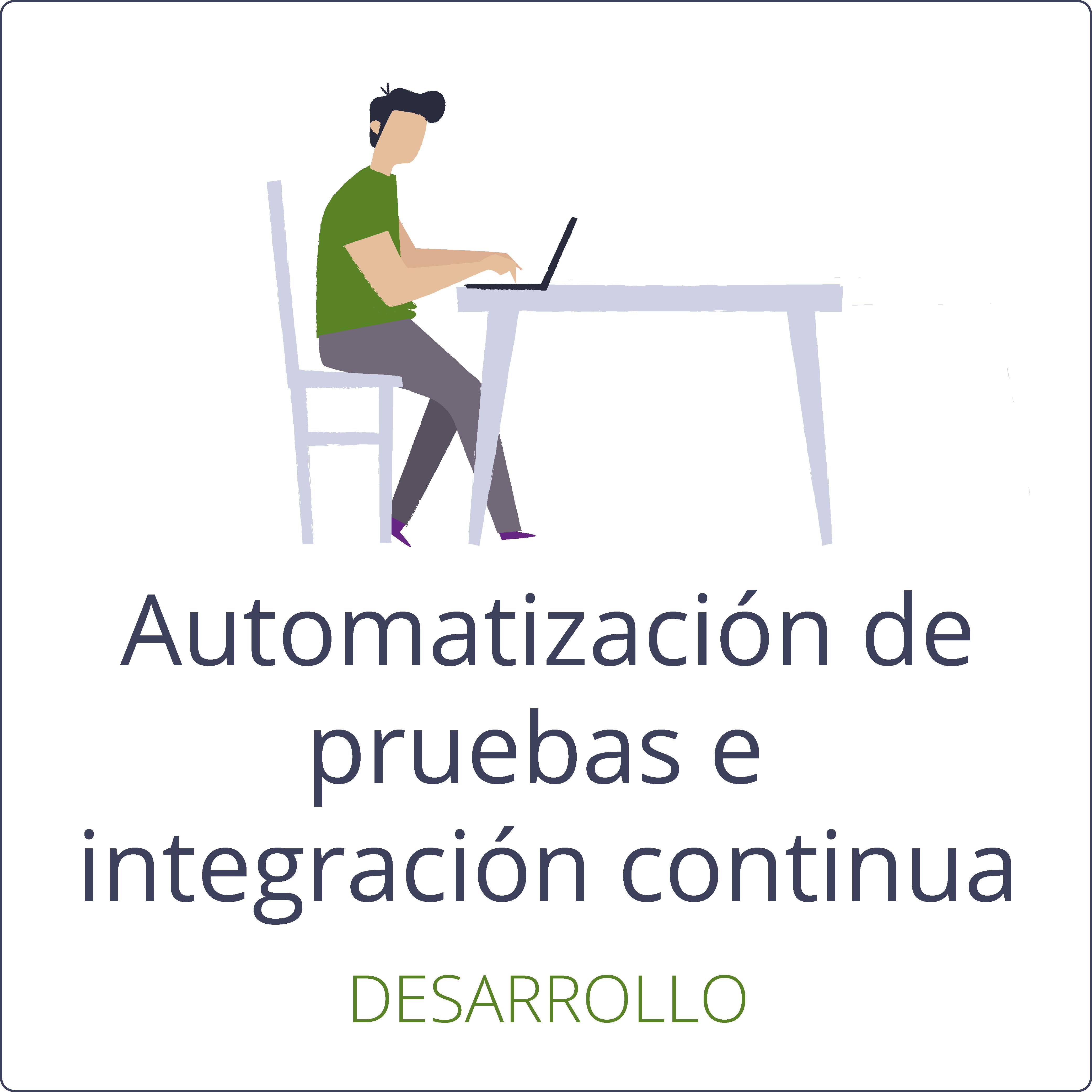Automatización de pruebas e integración continua