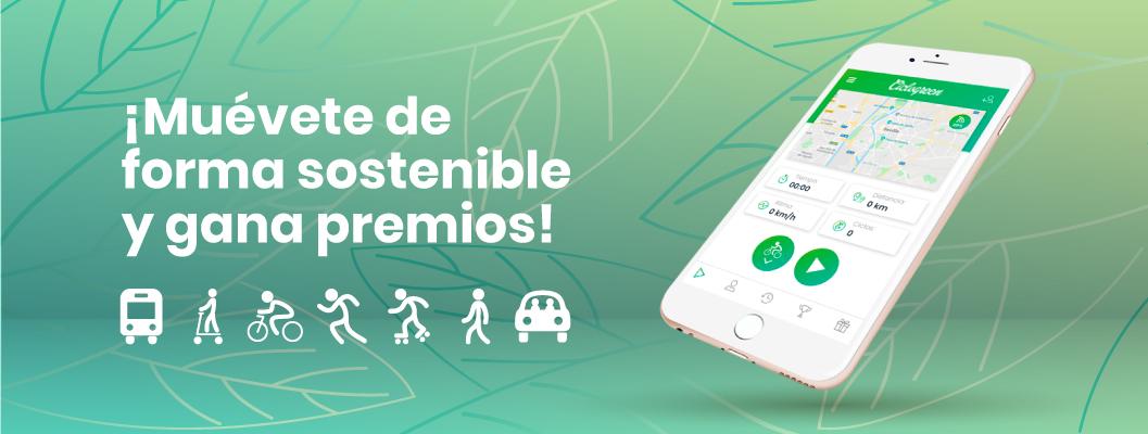 Ciclogreen: la app para ir a trabajar de forma sostenible y obtener beneficios