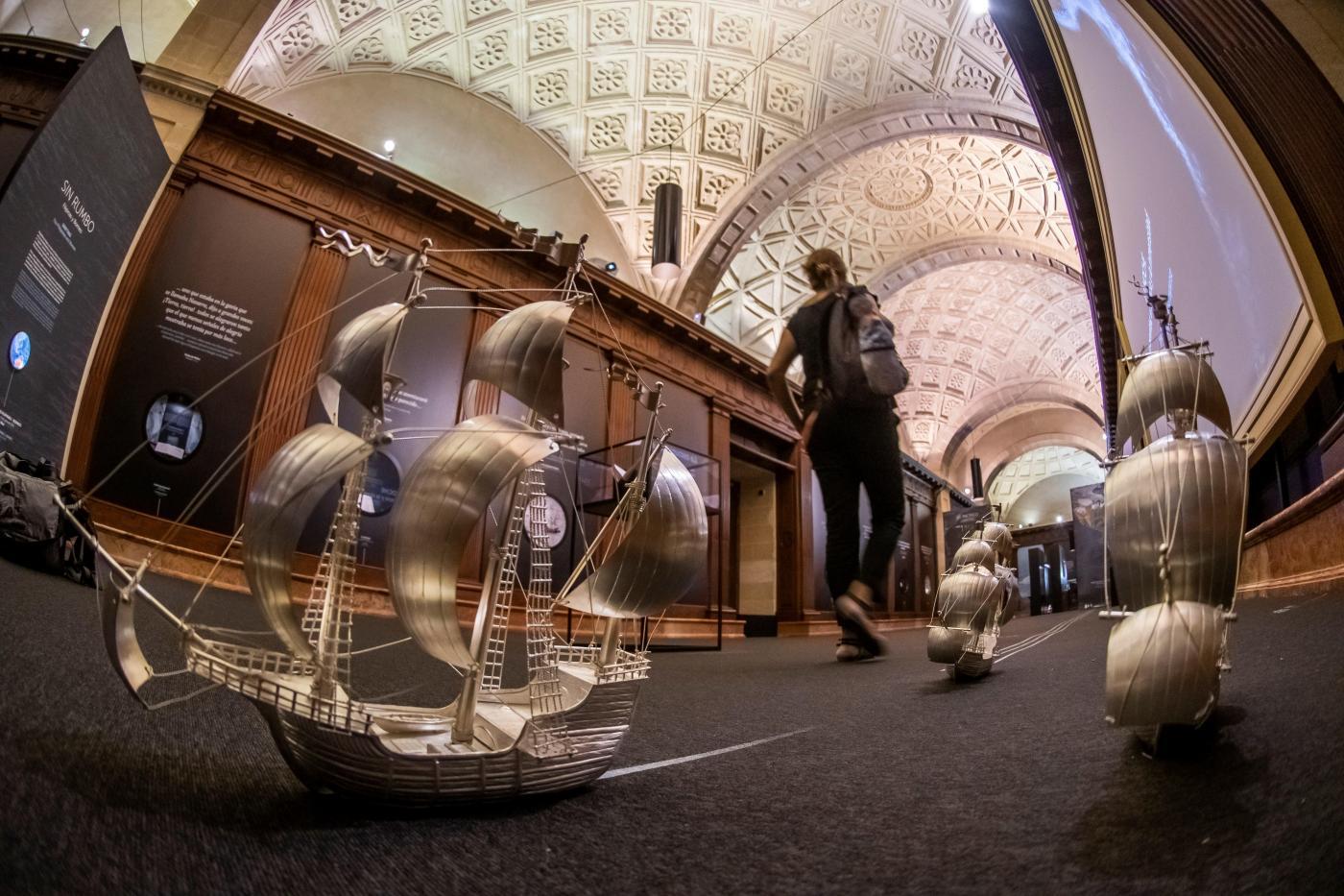 Visitamos la exposición «El viaje más largo: la primera vuelta al mundo» en el Archivo de Indias