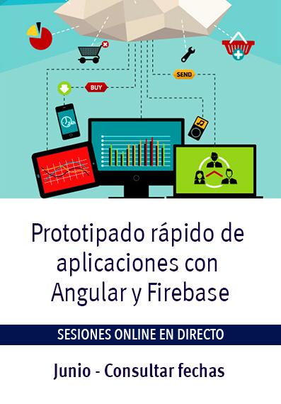Aplicaciones con Angular y firebase