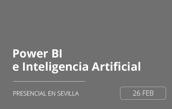Power BI e Inteligencia Artificial