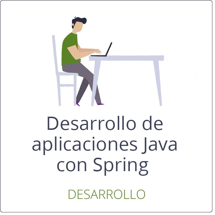 Desarrollo de aplicaciones JAVA con Spring