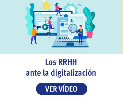 Recursos Humanos ante la digitalización