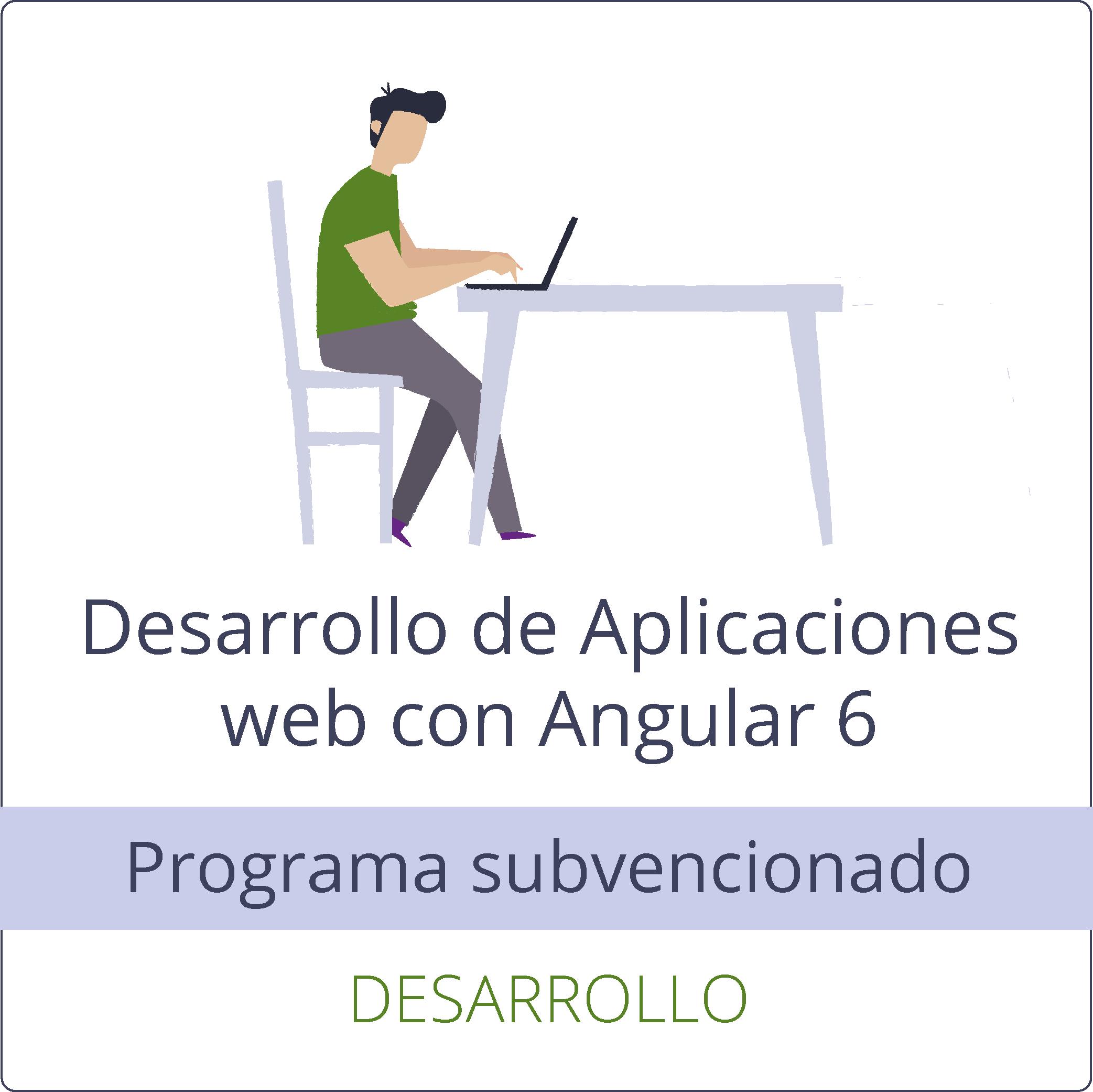 Desarrollo de aplicaciones web con Angular (gratuito)