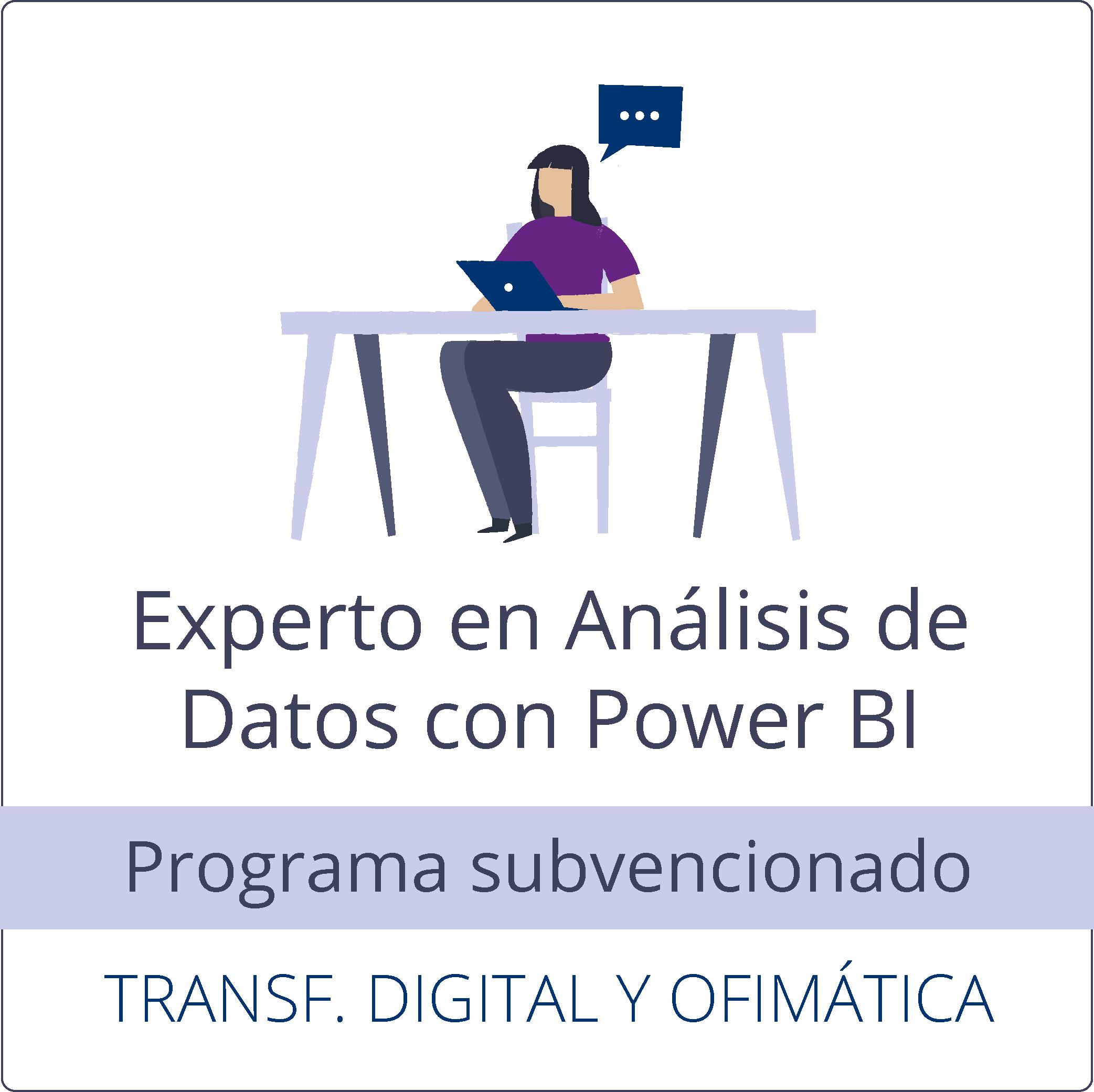 Experto en Análisis de Datos con Power BI (gratuito)