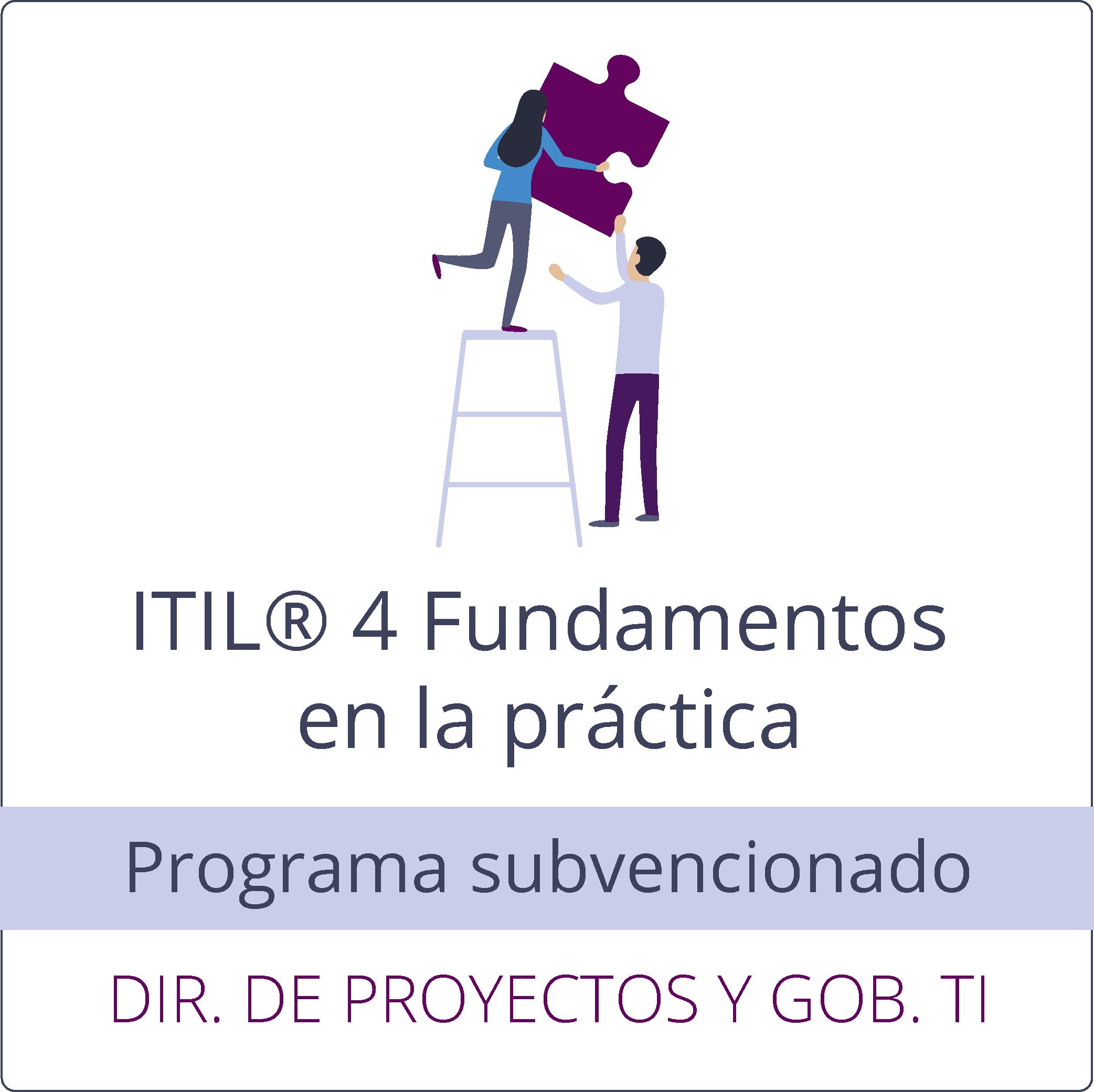 ITIL® 4 Fundamentos en la práctica (gratuito)