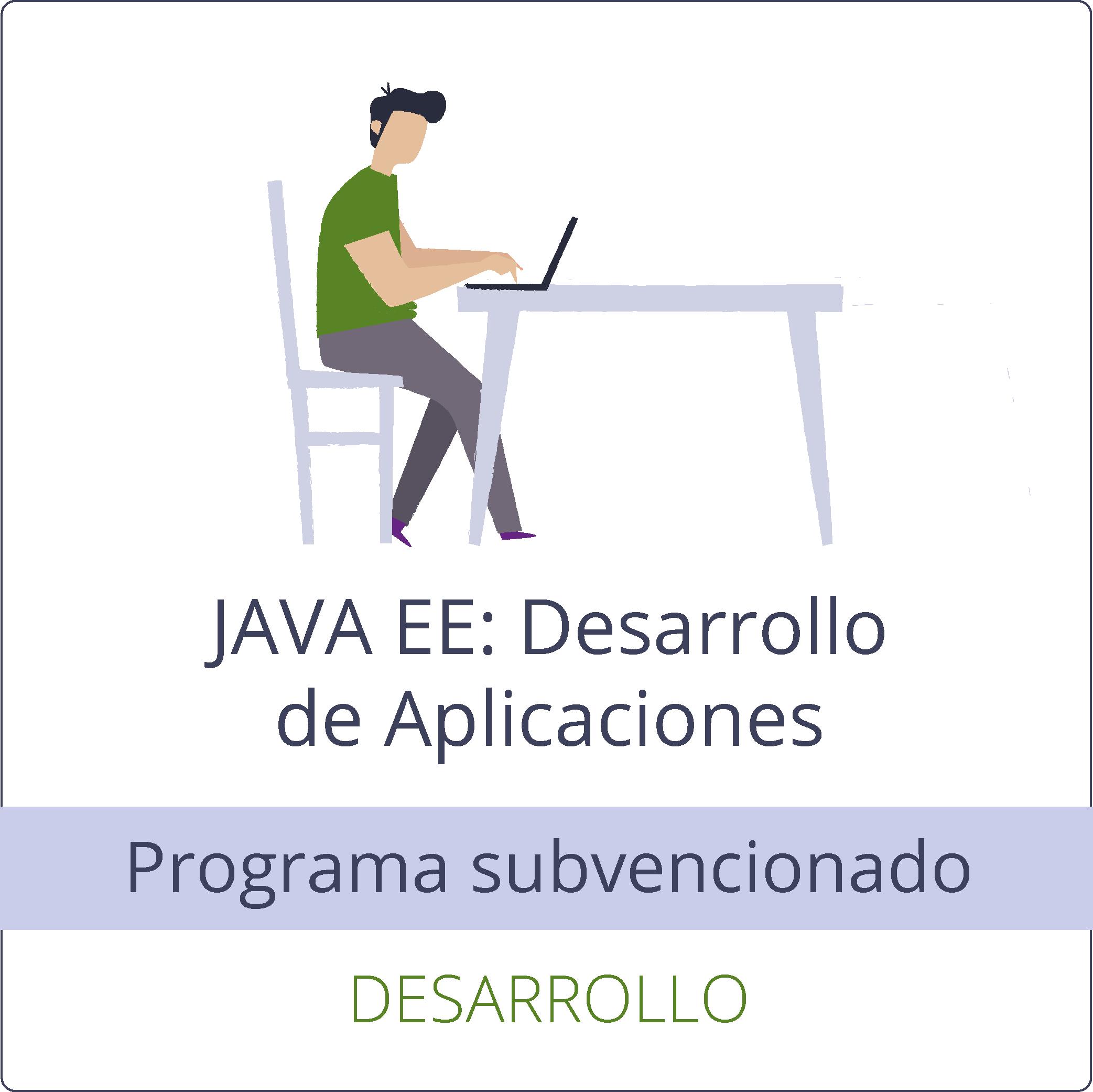 Java EE. Desarrollo de aplicaciones (gratuito)