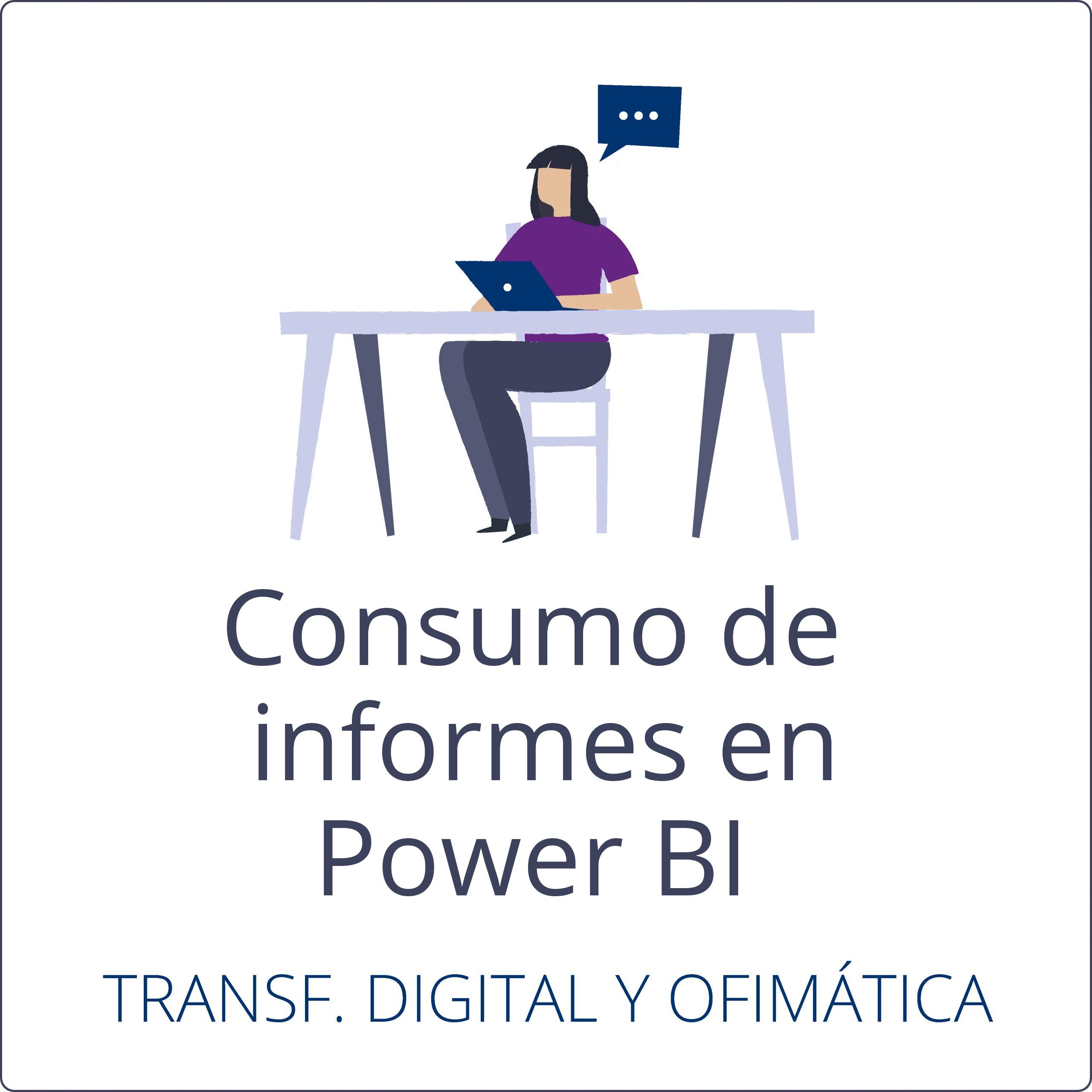 Consumo de informes en Power BI
