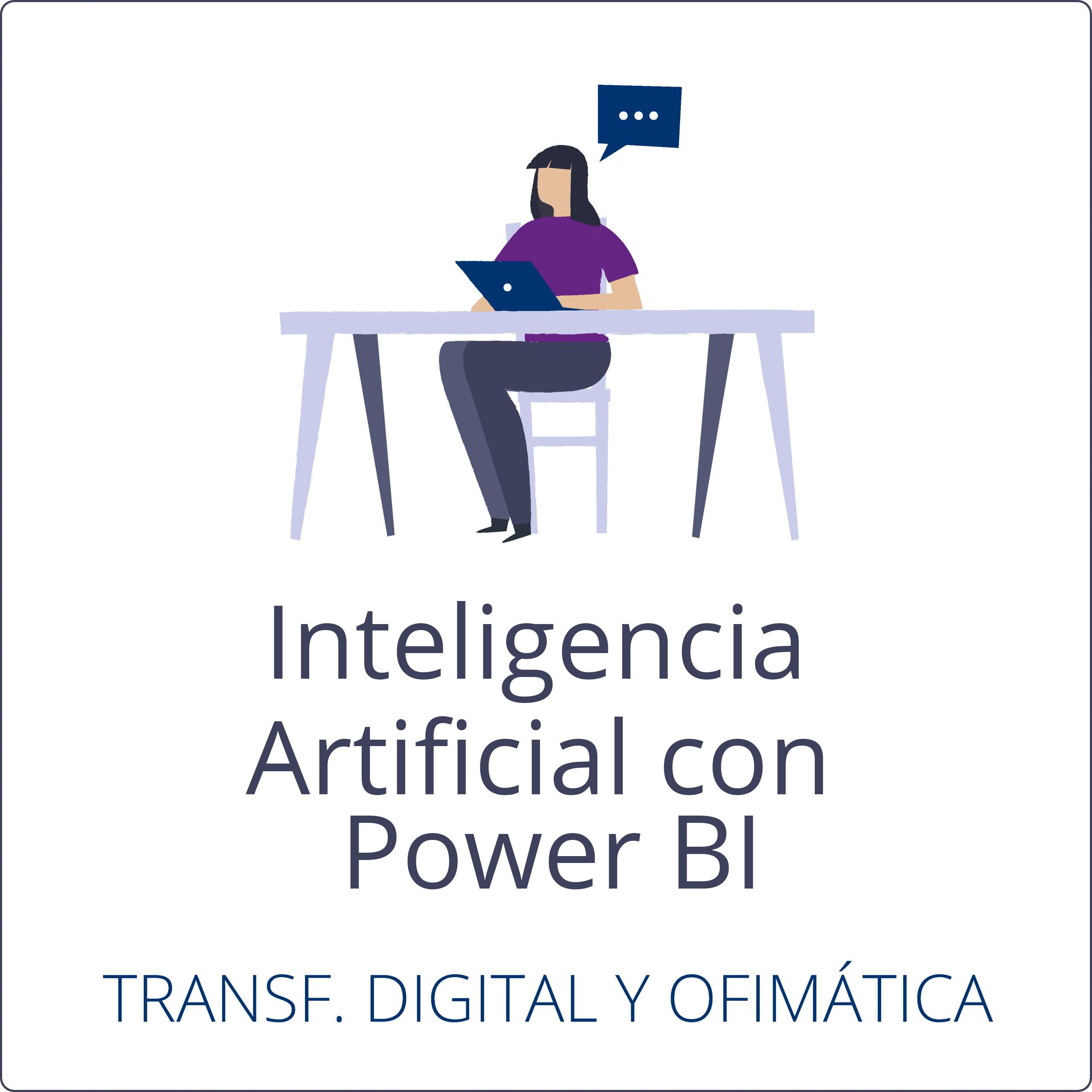 Inteligencia Artificial con Power BI