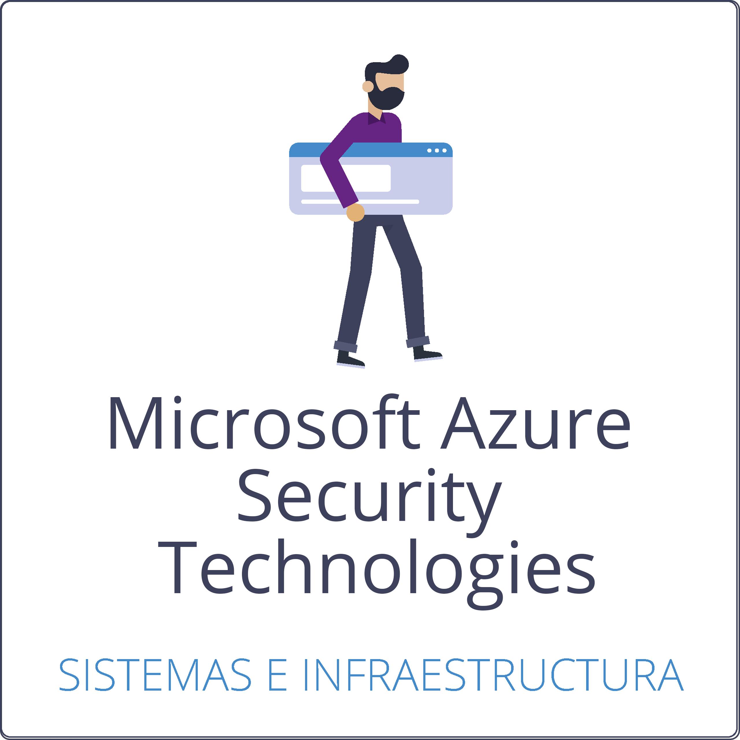 Microsoft Azure Security Technologies