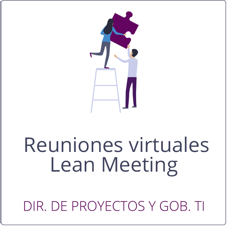 Reuniones Virtuales – Lean Meeting
